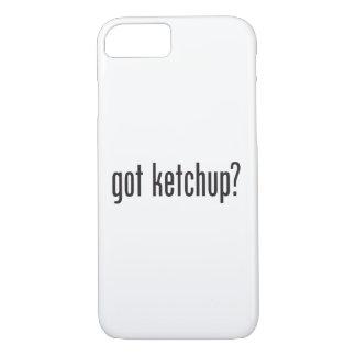 got ketchup iPhone 7 case