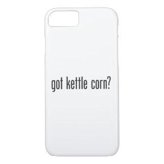 got kettle corn iPhone 7 case