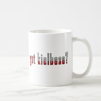 got kielbasa? Flag Mugs
