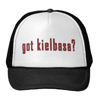 got kielbasa? trucker hat