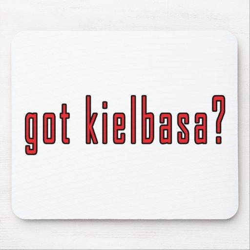 got kielbasa? mouse mat
