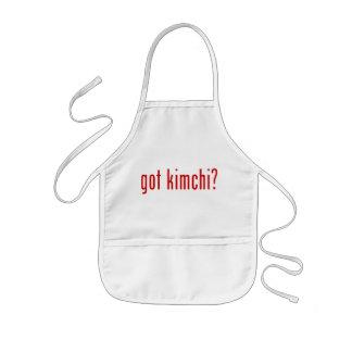 got kimchi apron