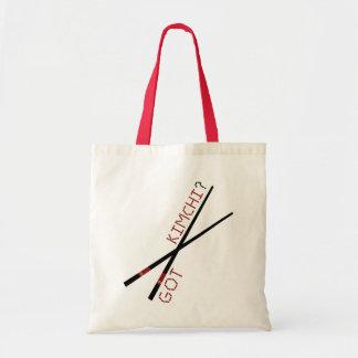 Got Kimchi? Canvas Bag