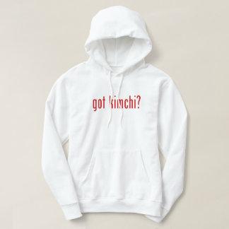got kimchi? hoodie