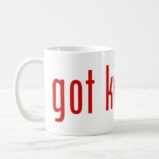 got kimchi? classic white coffee mug