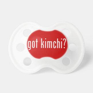 got kimchi? baby pacifier