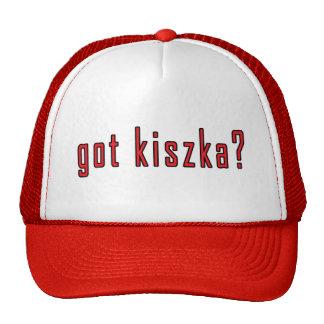 got kiszka? trucker hat