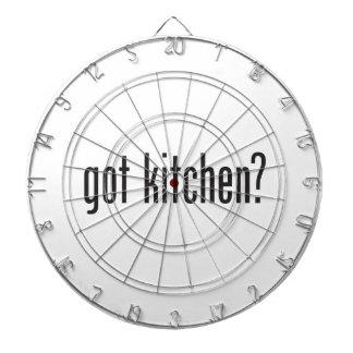 got kitchen dart boards