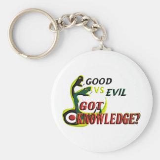Got Knowledge Keychain