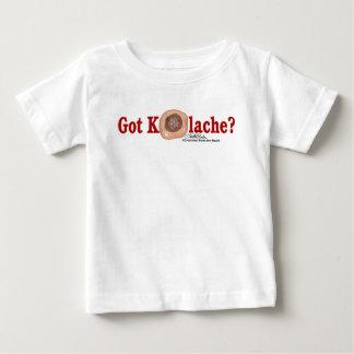 Got Kolache? infant apparel Tee Shirt