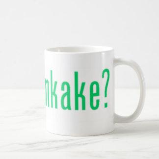 got krumkake? (green) mug