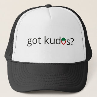 Got Kudos? Trucker Hat