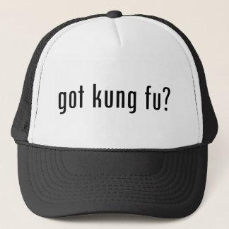 got kung fu? trucker hat