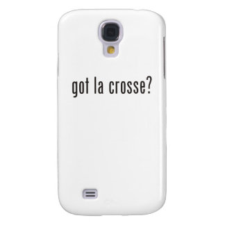 got la crosse? galaxy s4 cover