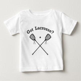 Got Lacrosse Baby T-Shirt