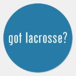 got lacrosse? sticker