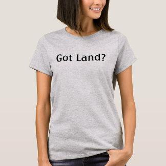 Got Land? Thank An Indian Grey shirt