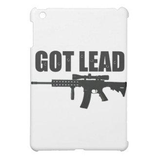 got lead 2 iPad mini cases