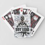 got lead 2 poker cards