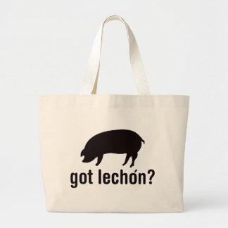 Got Lechon - Basic Black Bags