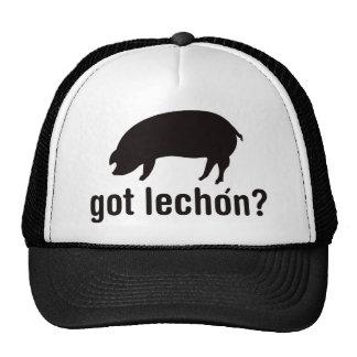 Got Lechon - Basic Black Trucker Hat