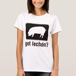 Got Lechon - Black T-Shirt