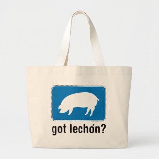 Got Lechon - Blue Canvas Bag