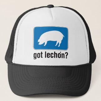 Got Lechon - Blue Trucker Hat