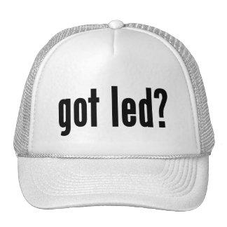 got led? trucker hat