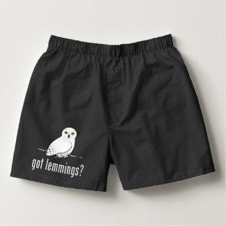 got lemmings? boxers