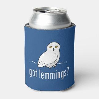 got lemmings? can cooler