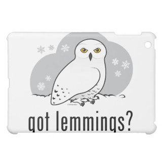 got lemmings? iPad mini case