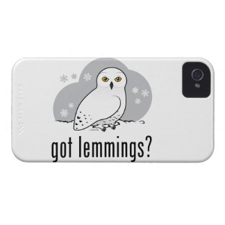 got lemmings? iPhone 4 cover