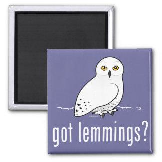 got lemmings? magnet