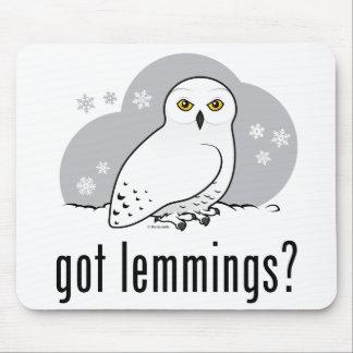 got lemmings? mouse pad