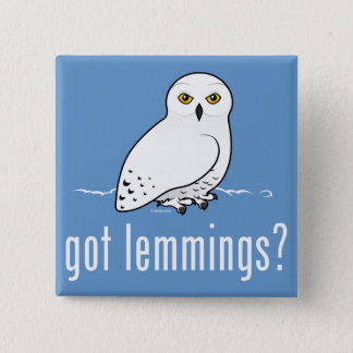 got lemmings? pinback button