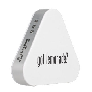 got lemonade speaker