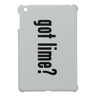 got lime? case for the iPad mini