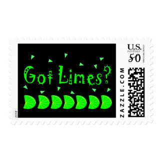 Got Limes Confetti, Lime Lovers Shirts & Gifts Postage