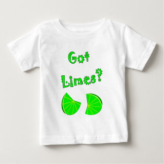 Got Limes?  Lime Lovers T-Shirts & Gifts