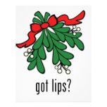 got lips? full color flyer