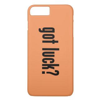 got luck? iPhone 7 plus case