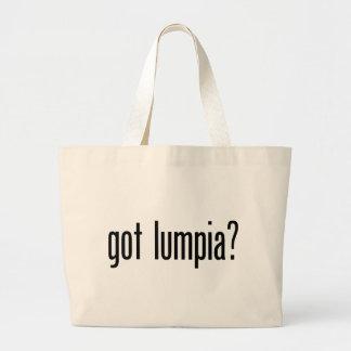 Got Lumpia Large Tote Bag