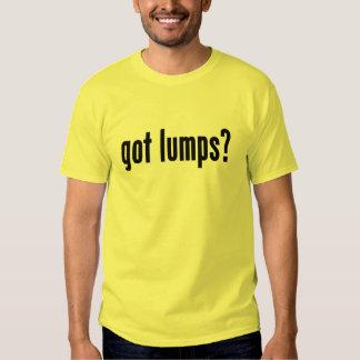 got lumps? t shirt
