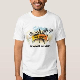 got lungs? Island Style T-shirt