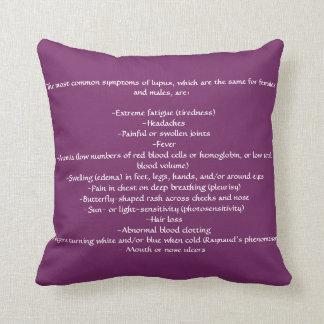 Got Lupus? Pillow