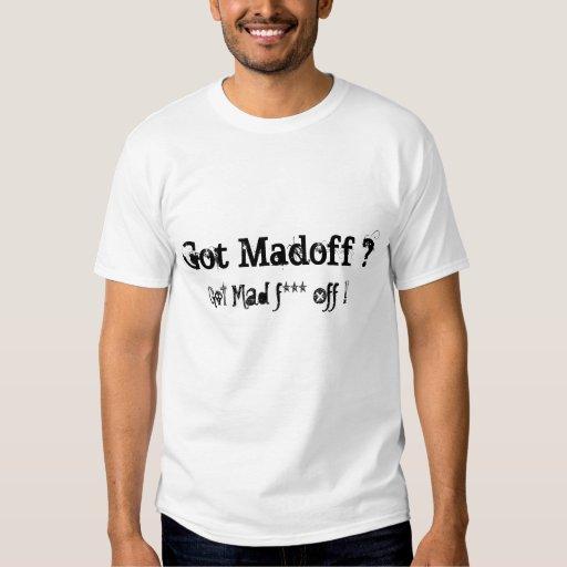 Got Madoff T-Shirts