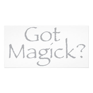Got Magick? Card