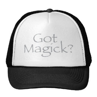 Got Magick? Trucker Hat