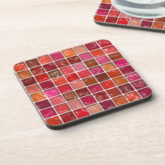 Got Makeup? - Lipstick box Beverage Coaster